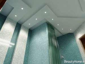 کناف سقف برای حمام