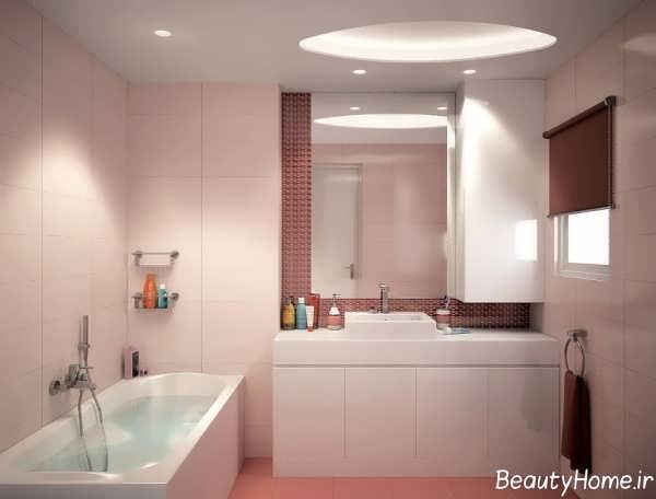 کناف سقف سرویس بهداشتی