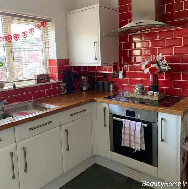 دیزاین داخلی آشپزخانه