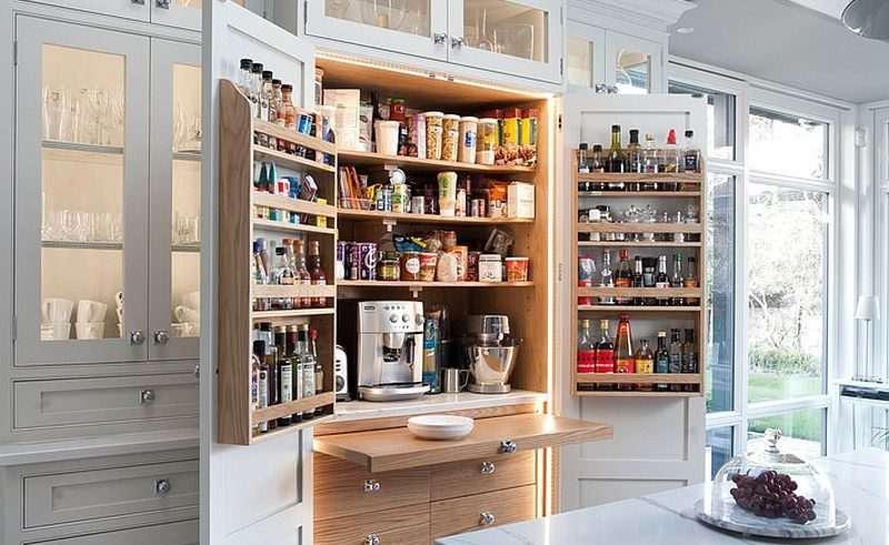 مدل سوپرمارکت کابینت