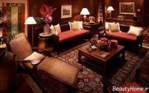 دکوراسیون منزل سنتی