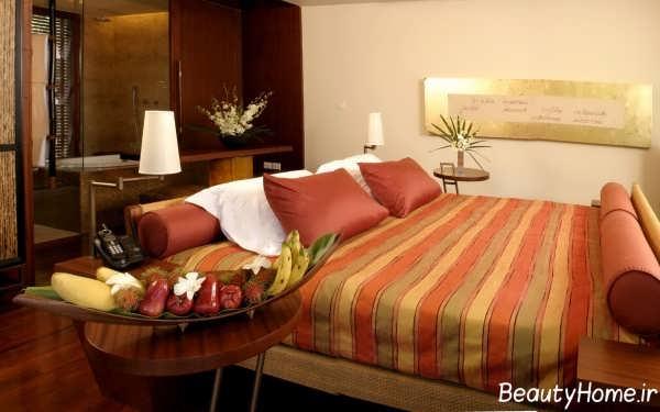 دکوراسیون اتاق خواب سنتی