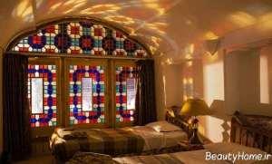 دکوراسیون اتاق خواب شیک و سنتی