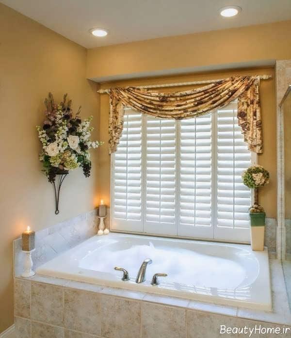 پرده حمام