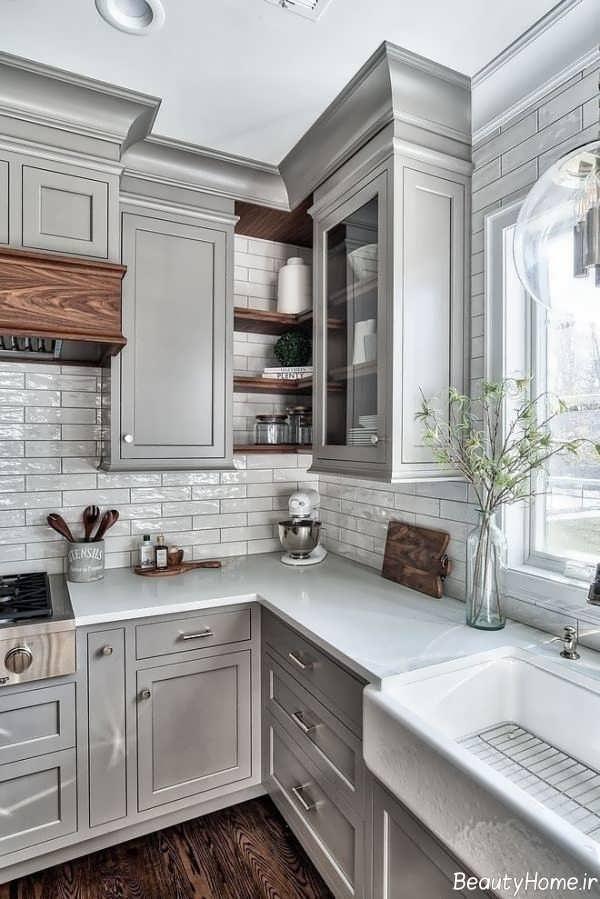 روش های ارزان برای تزیین آشپزخانه