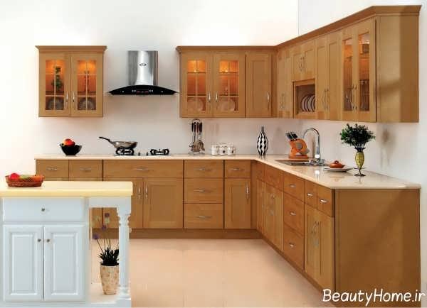 تزیین آشپزخانه مدرن