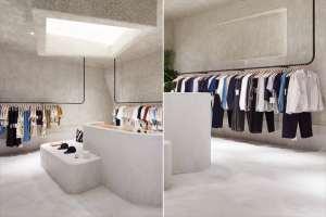 دکوراسیون فروشگاه پوشاک