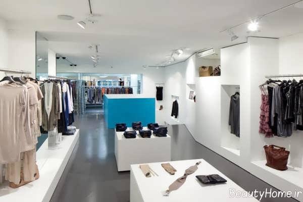 دیزاین فروشگاه لباس