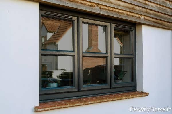 مدل پنجره دوجداره برای ساختمان