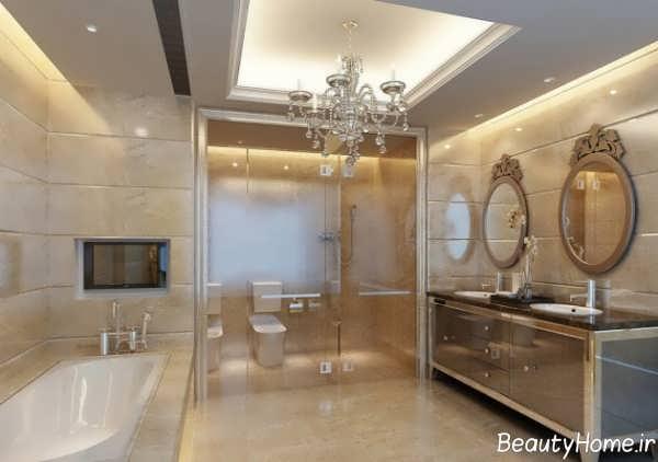 سقف کاذب برای حمام