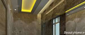 طرح سقف سرویس بهداشتی