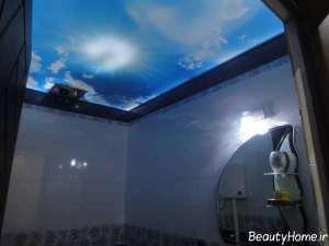 سقف شیک کاذب