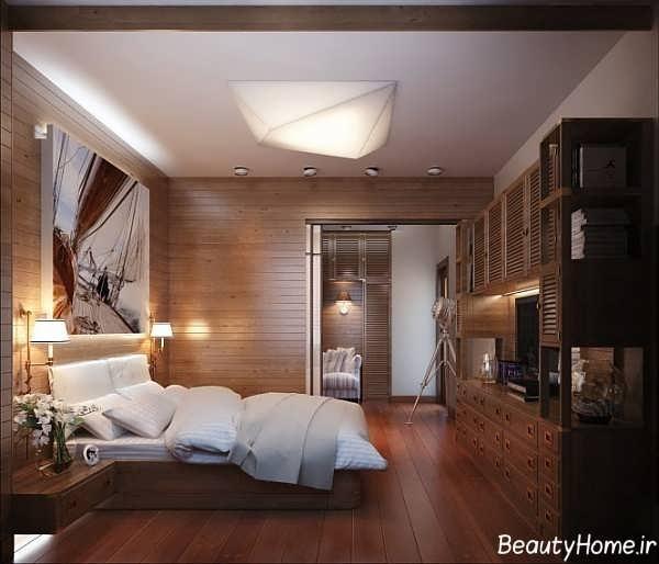 نورپردازی کاربردی اتاق هتل