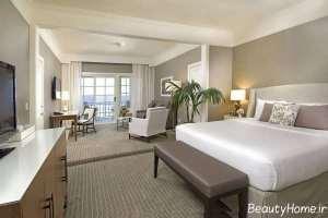 دکوراسیون اتاق هتل