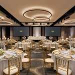 طراحی داخلی تالار پذیرایی