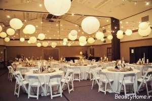 طراحی نورپردازی تالار
