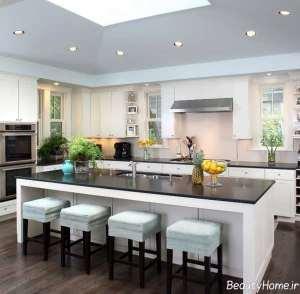 جزیره شیک مخصوص آشپزخانه