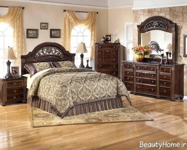 مدل سرویس خواب کلاسیک جدید و زیبا با ۴۰ طرح خاص و متفاوت