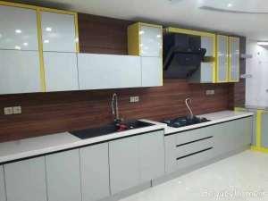 مدل آشپزخانه شیک