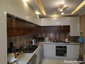 آشپزخانه ایرانی و شیک
