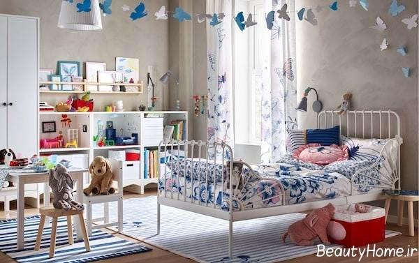 دیزاین اتاق کودک
