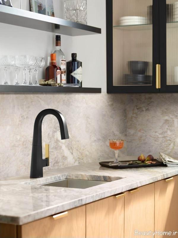 مدل شیر آب برای آشپزخانه