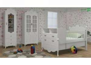 خرید انواع سرویس خواب نوزاد و کودک