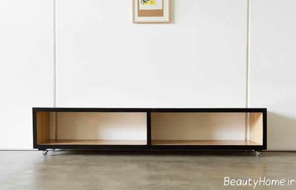 میز تلویزیون مدرن و ساده