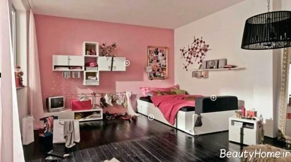 دکوراسوین داخلی اتاق دخترانه