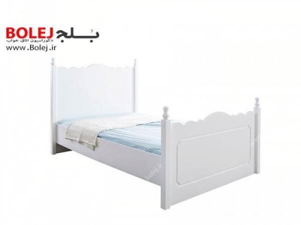 تخت خواب تک نفره