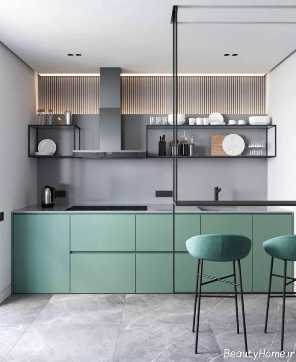 طراحی داخلی آشپزخانه 2020