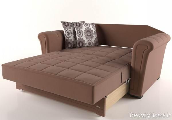 مدل مبل تختخواب شو