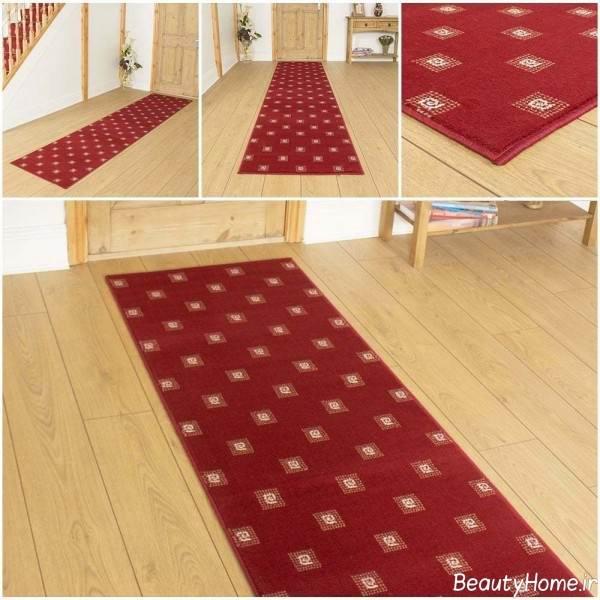 قالیچه زیبا برای راهرو