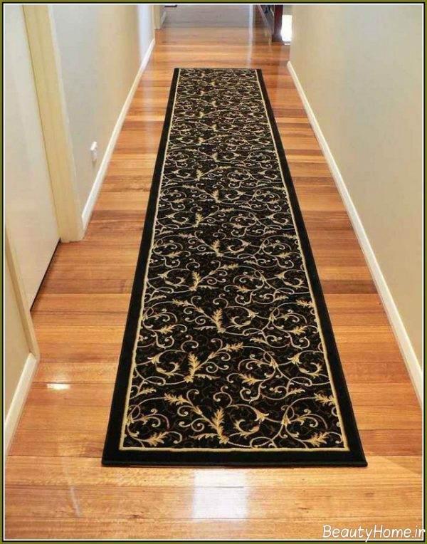 قالیچه طرح دار برای راهرو