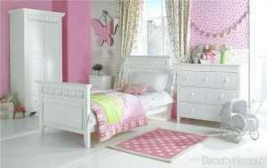 سرویس خواب سفید و زیبا