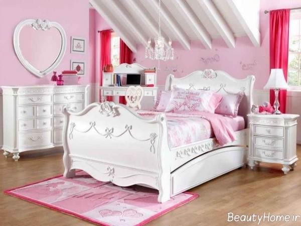 طرح زیبا سرویس خواب