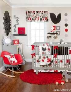 زیباسازی اتاق نوزاد