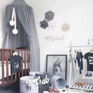 دیزاین داخلی اتاق نوزاد