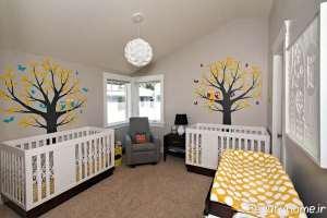 تزیینات اتاق نوزاد