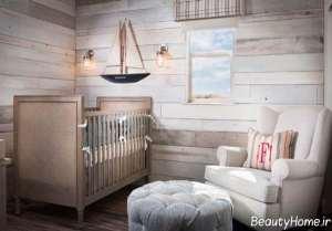 تزیینات جالب برای اتاق نوزاد دختر و پسر