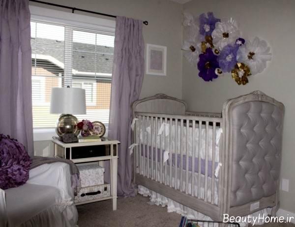 تزیینات زیبا برای اتاق نوزاد