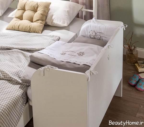 تختخواب برای نوزاد