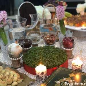 دیزاین هفت سین برای عید نوروز 99