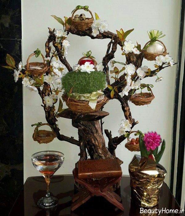 مدل هفت سین درختی و زیبا