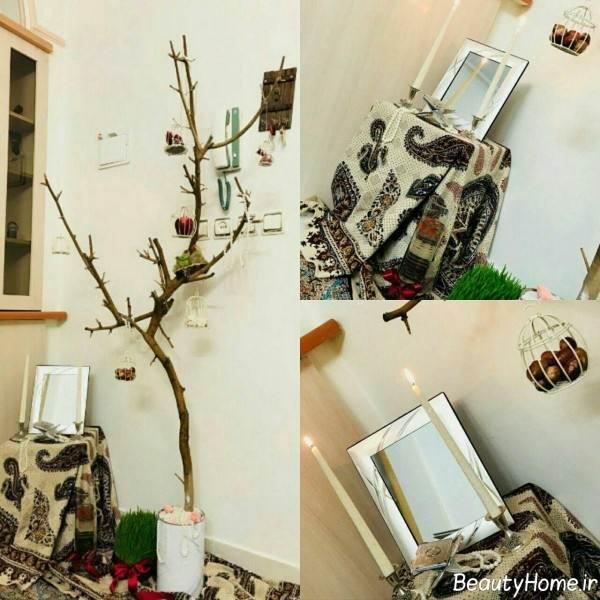 مدل هفت سین درختی 99