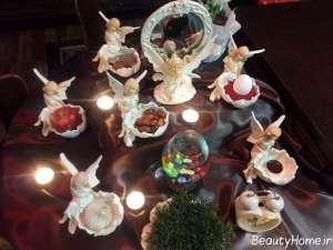تزیین هفت سین برای سال موش