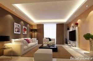 دیزاین نورپردازی نشیمن