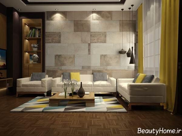 طراحی کاربردی اتاق نشیمن