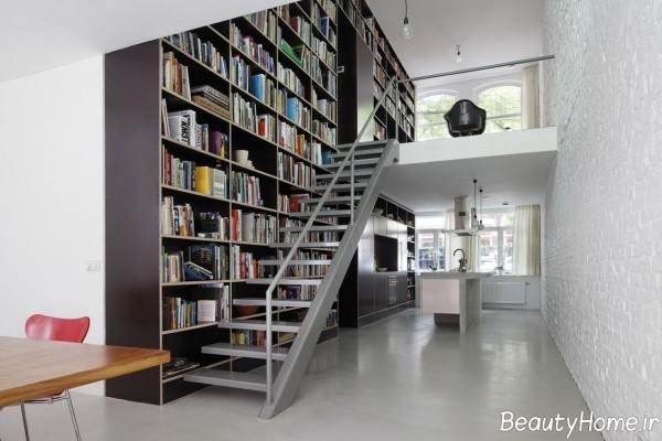 کتابخانه زیبا