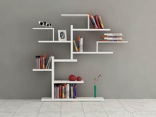 کتابخانه ساده